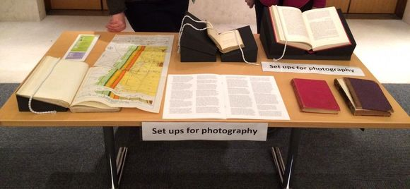 Set ups for photography