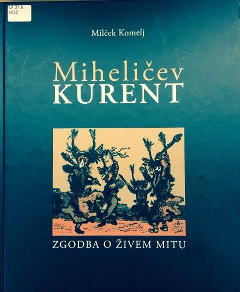 Carnival France Mihelič Book cover