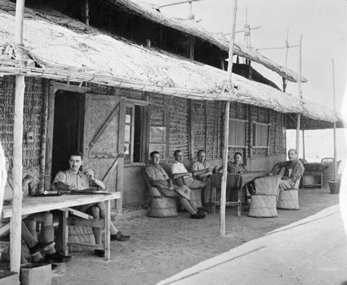 Sharjah officers' mess