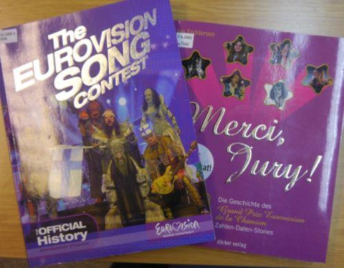 Eurovision books 2