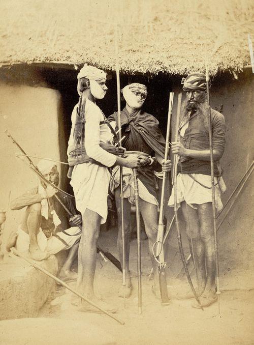 Purriar Meenas tribe in Rajasthan