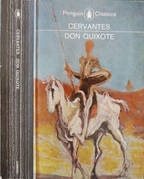 Penguin Quixote 2