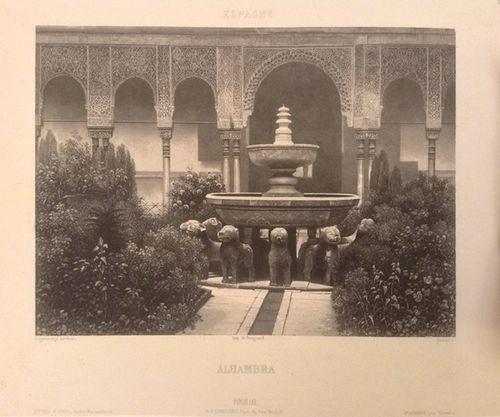 Dag. 1. Alhambra