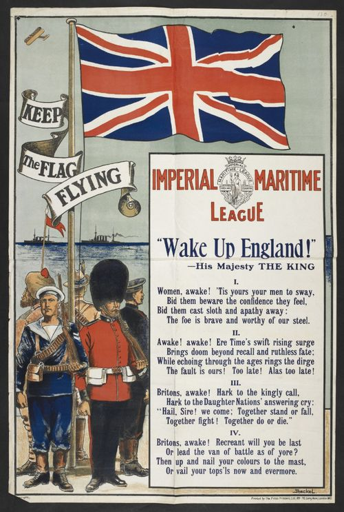 Imperial Maritime League B20068-08
