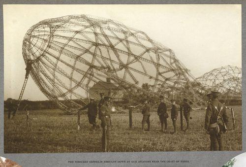 Zeppelin raid 4