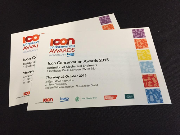 ICON Awards 2015