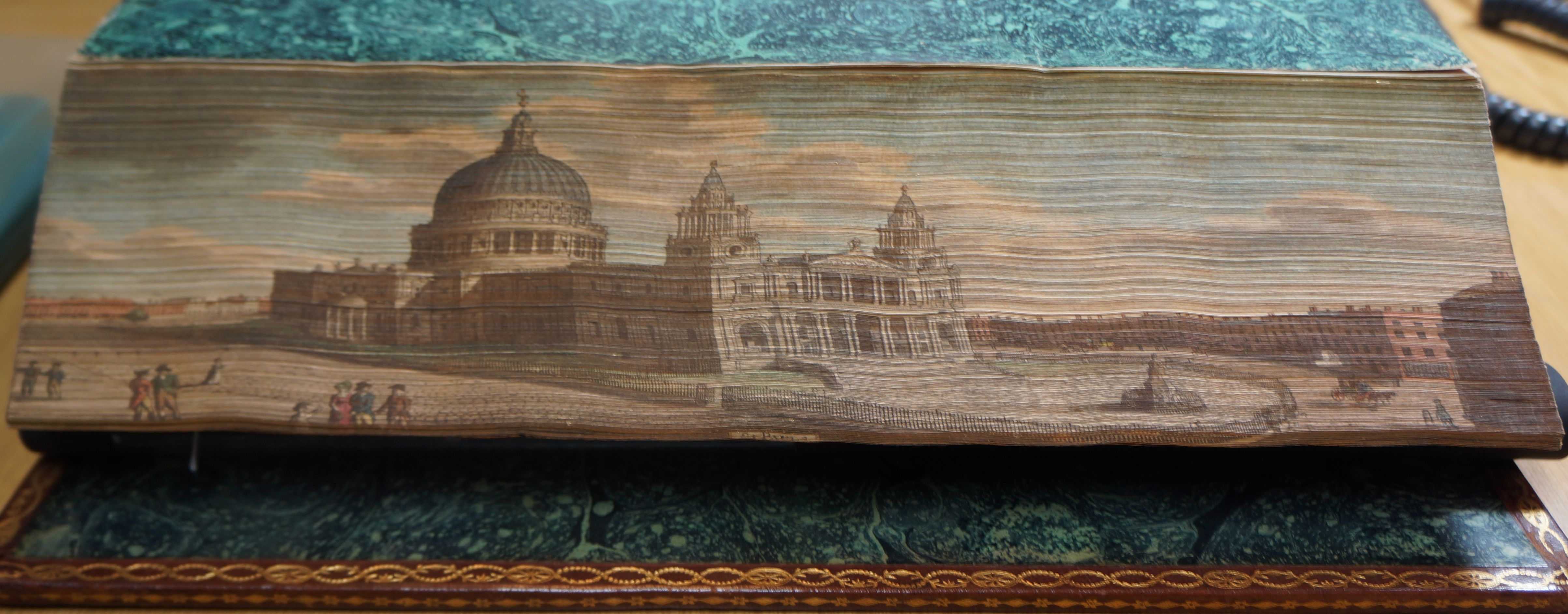 A Hidden Perspective of St Paul's: Mary Johnson's Bible