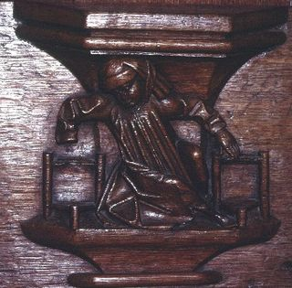 Proverbs misericords 2