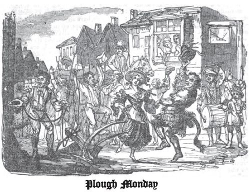 Plough Monday