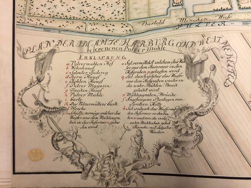 Maps K.Top.100.34. [title cartouche]