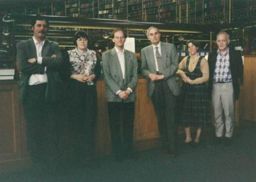 Graham Nattrass et al 1997