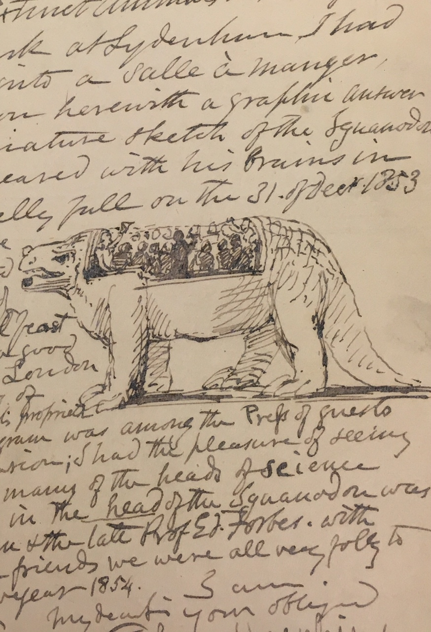 Untold Lives Blog Science Pen Caig Circuit Writer For Drawing Traces Antique Electronic Iguanodon