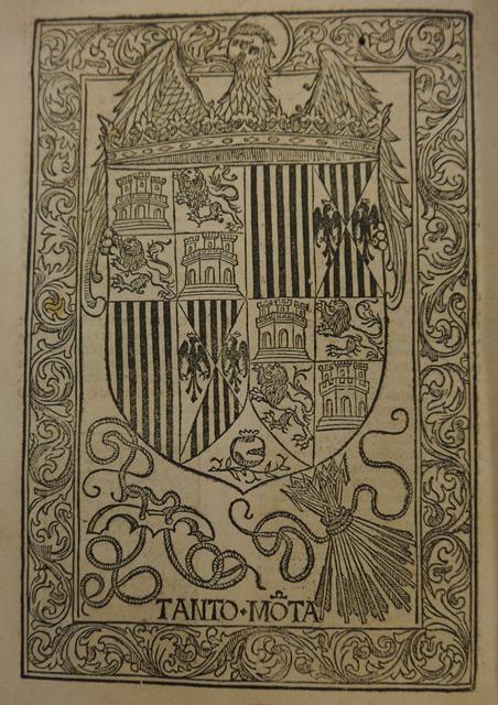 Yugo y flechas 1504 Rationale