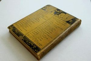 The Yellow Book after conservation