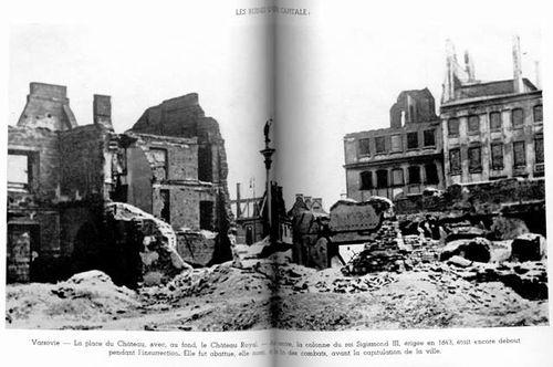 Warsaw, ruins YA.1989.b.5500