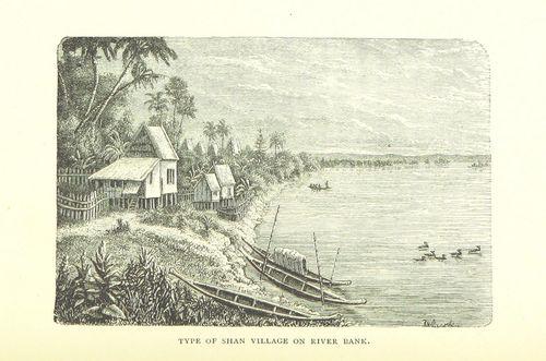Shan Village lake