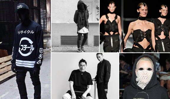 from street goth to health goth why goth fashion never dies