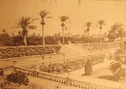Antoniades Gardens
