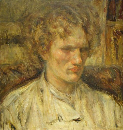 Portrait_of_Vasilii_Yaroshenko_by_Tsune_Nakamura,_1920,_oil_on_canvas_-_National_Museum_of_Modern_Art,_Tokyo_-_DSC06549