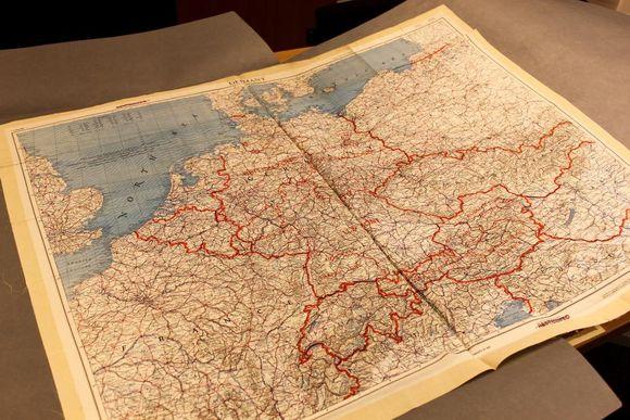 Maps CC 5a 151