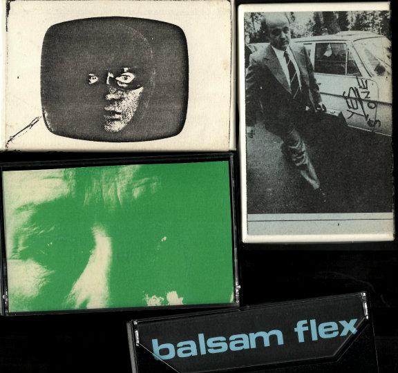 Balsam flex cassettes