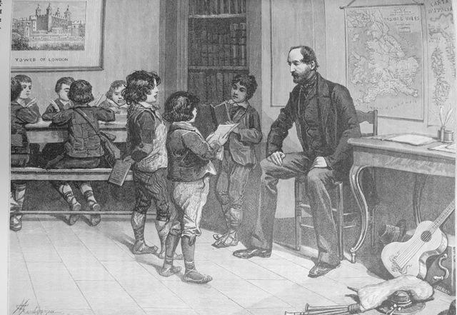 Mazzini School