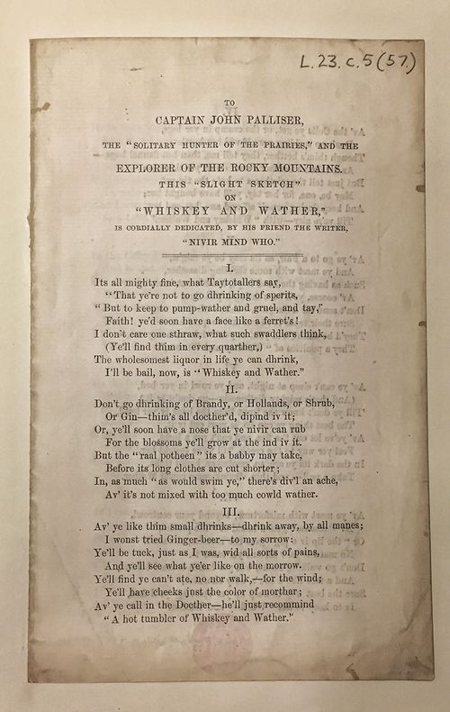 Whiskey and Wather (LC23c5 57)