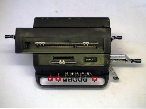Atvidaberg Facit-Model No. C1-19-Sweden-TNMOC-The Imitation Archive