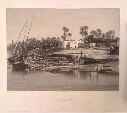Dag. 4. Goupil-Fesquet Luxor