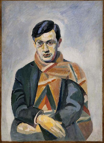 Tzara portrait