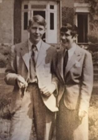 Erika Mann and WH Auden