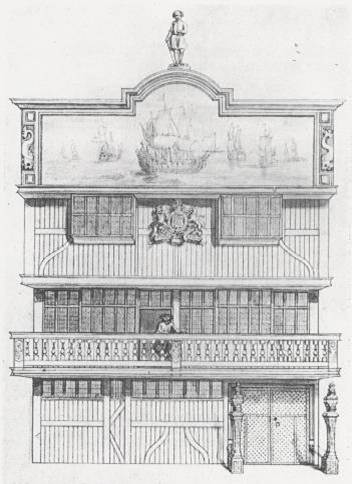 East India House 1711