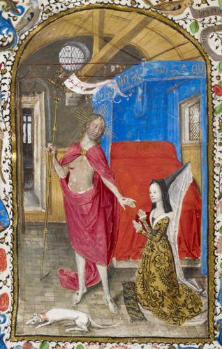 Margaret of York dog
