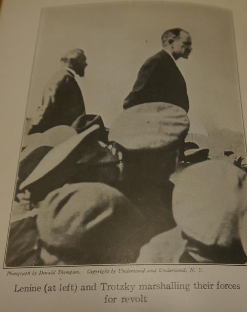 Lenin Trotsky Firebrand of Bolshevism