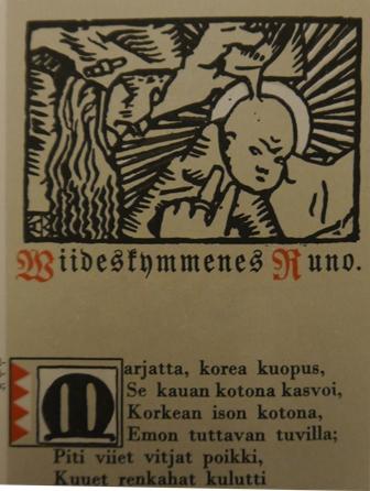 Kalevala Runo 50
