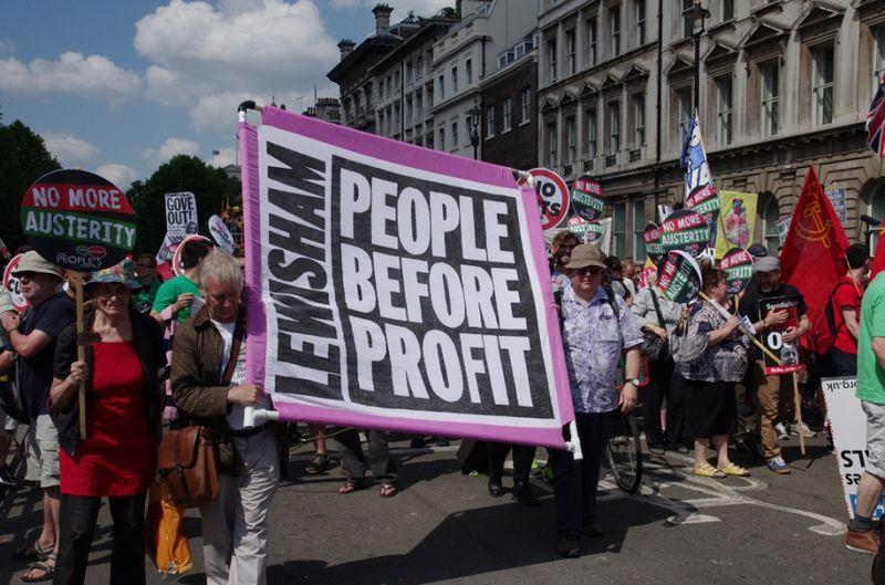 Poverty activism
