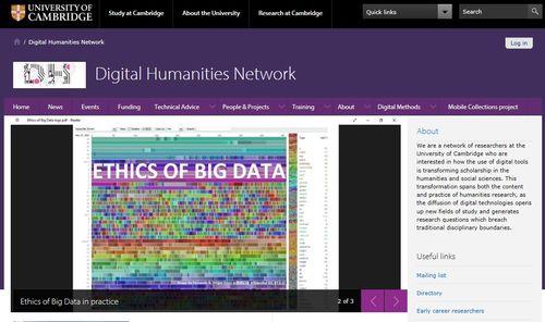 Cambridge-digital-humanities-netowrk