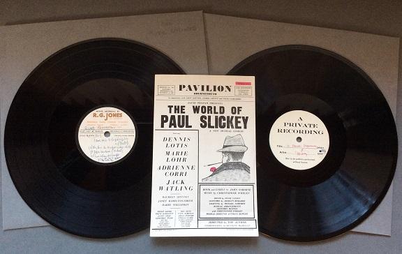 The World of Paul Slickeyweb