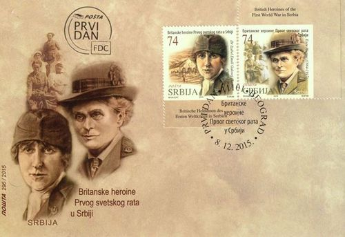 British Heroines in WW1 Serbia_6