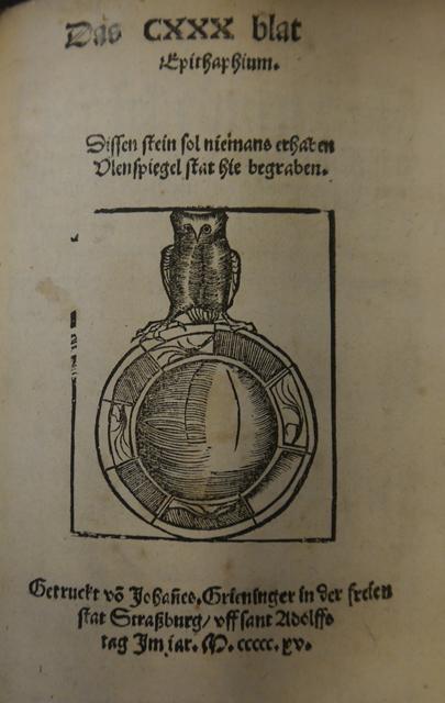 Till 1515 Epitaph & colophon