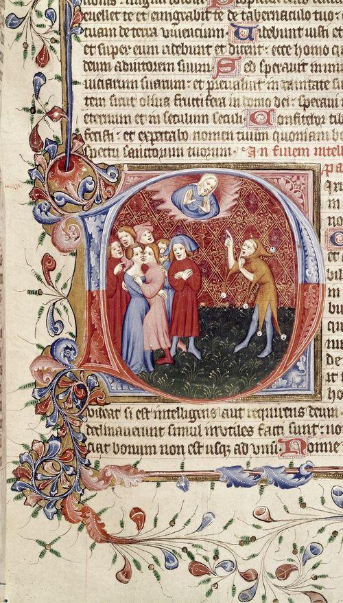Royal MS 1 E IX f 148