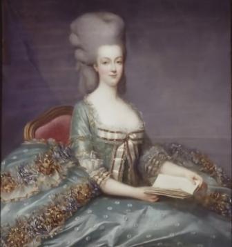 Drouais, Marie Antoinette