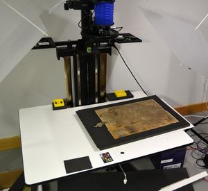 Multispectral camera