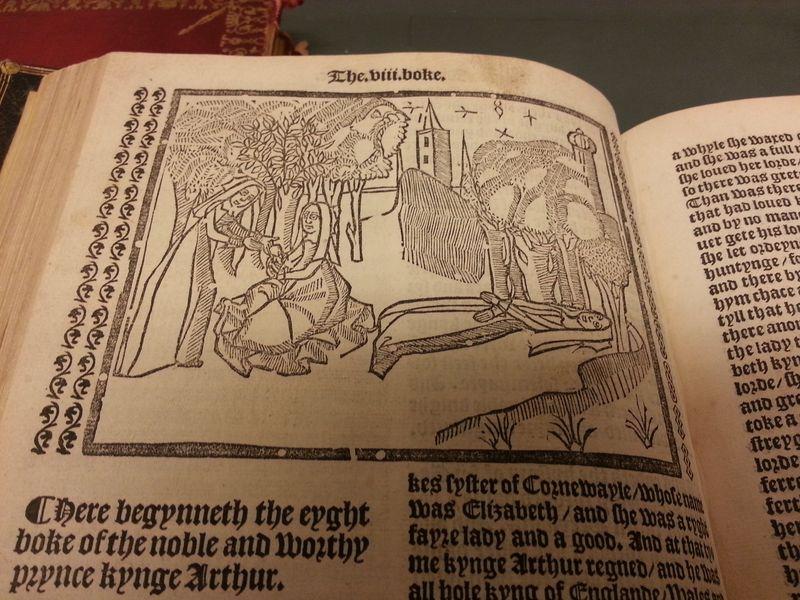 17. Morte d'Arthur (G.10510) - taken from 'Section 1 - for Dale' folder