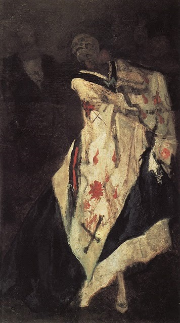 CM ROPS Fig.4 felicien rops death at the ball