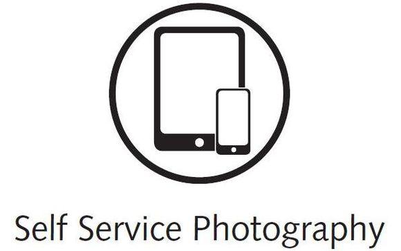 Self service photography