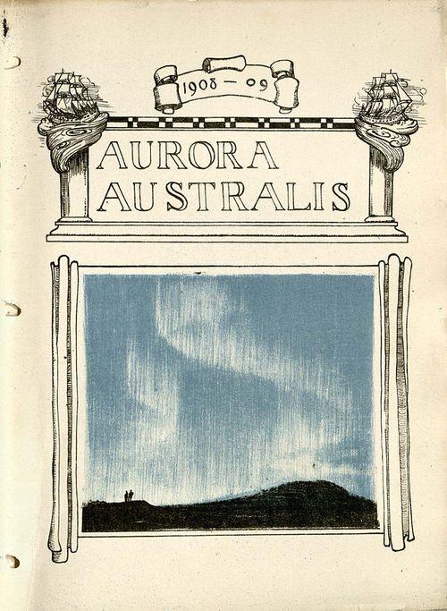 Aurora Australis (cover)
