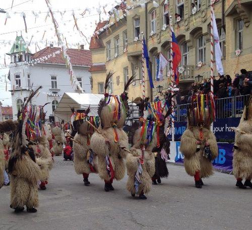 Carnival Kurentovanje Ptuj 2014