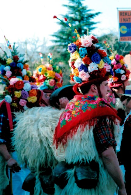 Carnival Zvončari from village of Veli Brgud2