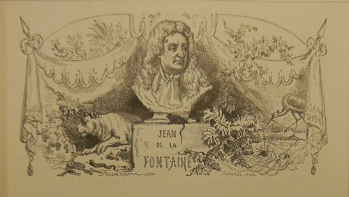 La Fontaine vignette